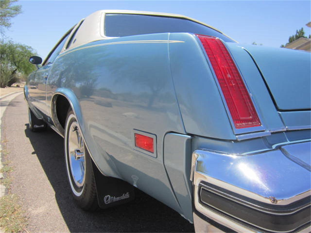 Large Picture of '77 Oldsmobile Cutlass located in Glendale Arizona - $15,000.00 Offered by a Private Seller - DISY