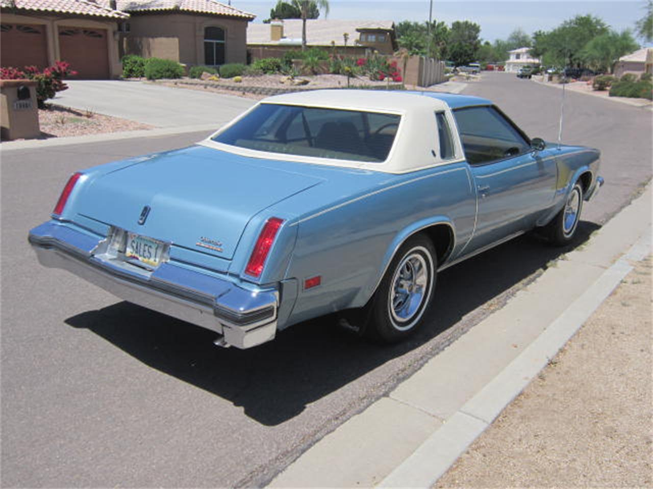 Large Picture of 1977 Cutlass located in Glendale Arizona - DISY