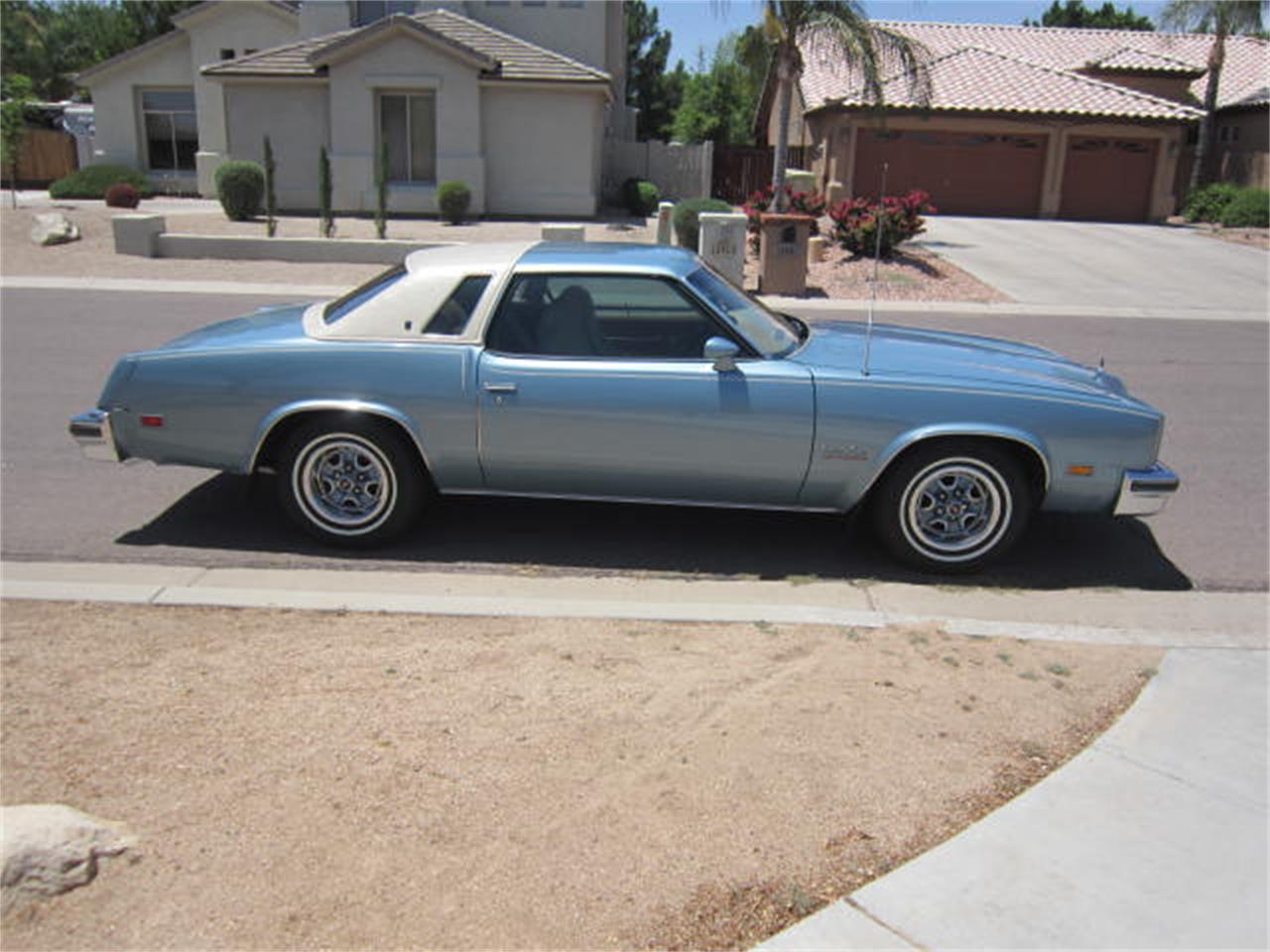 Large Picture of '77 Oldsmobile Cutlass located in Arizona - $15,000.00 Offered by a Private Seller - DISY