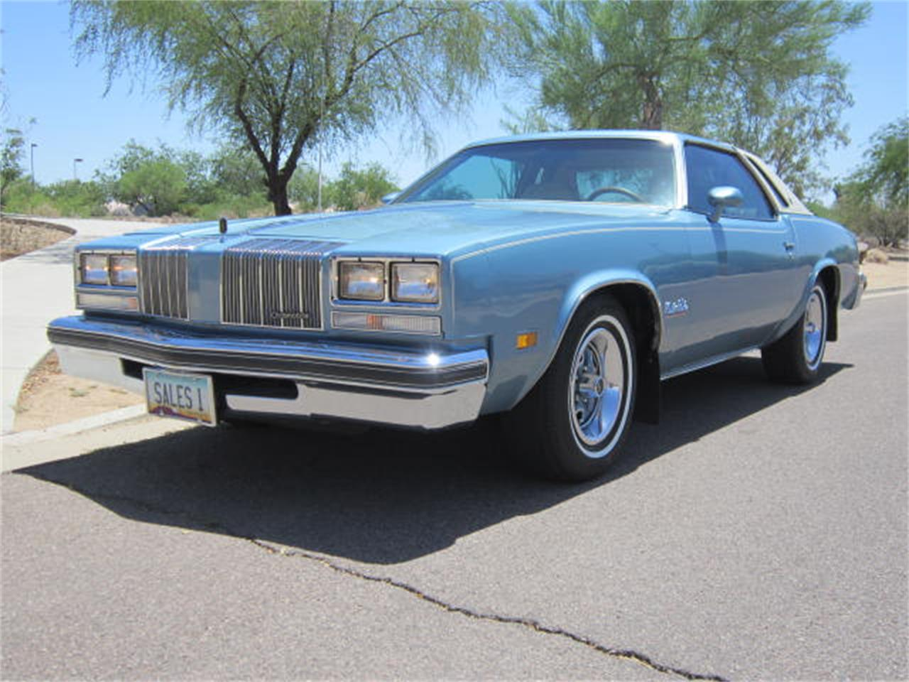 Large Picture of '77 Oldsmobile Cutlass located in Arizona - DISY