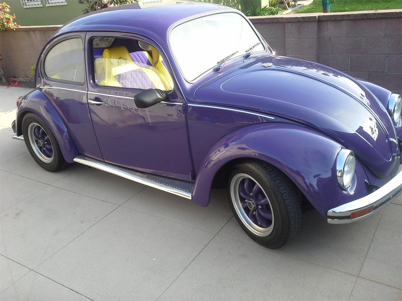 Large Picture of Classic 1971 Volkswagen Beetle located in California - $8,500.00 Offered by a Private Seller - DP46