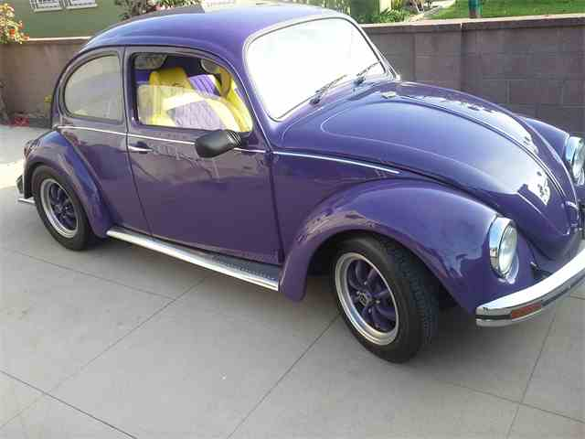 Picture of Classic '71 Beetle - DP46