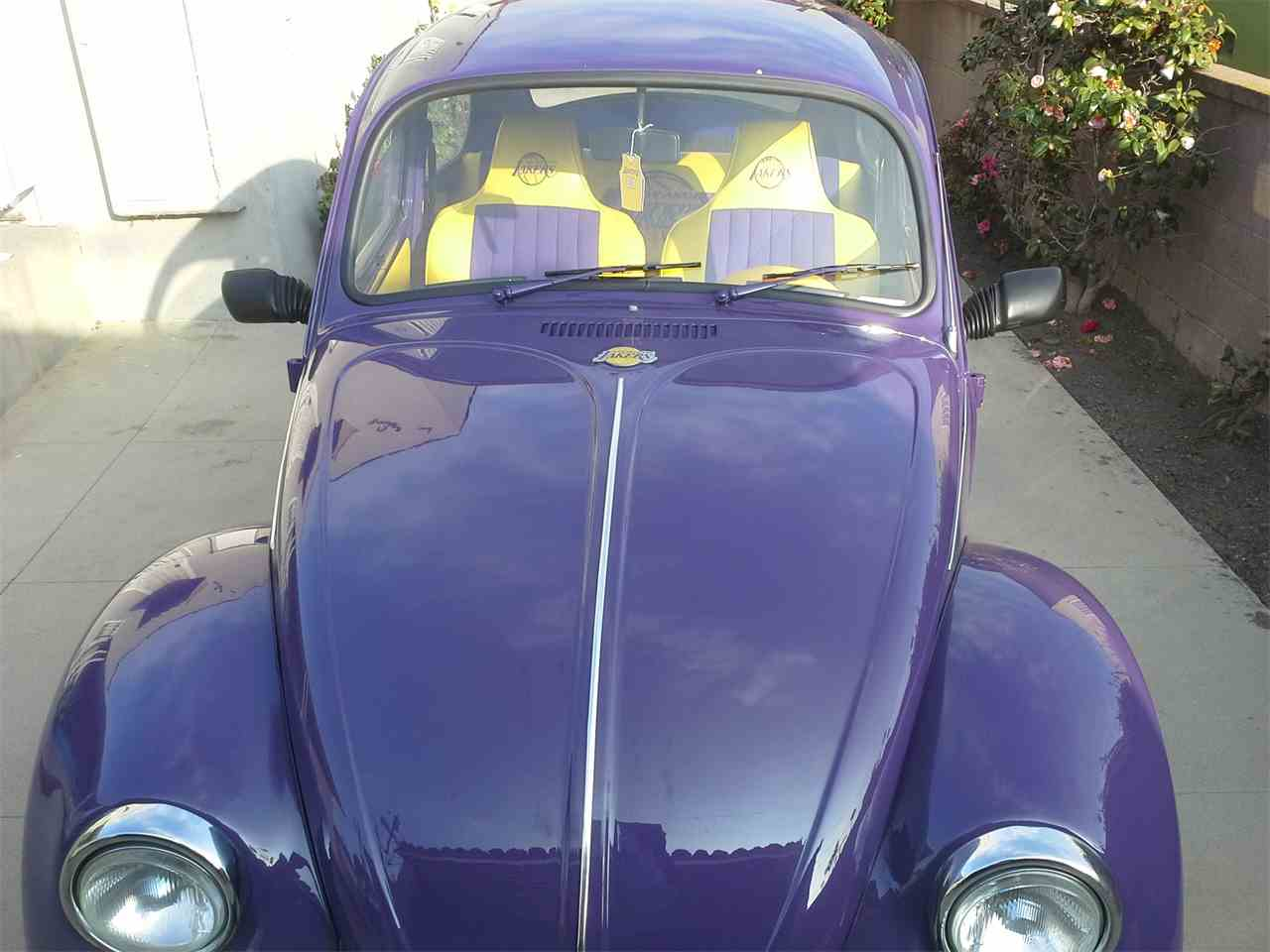 Large Picture of '71 Beetle - DP46