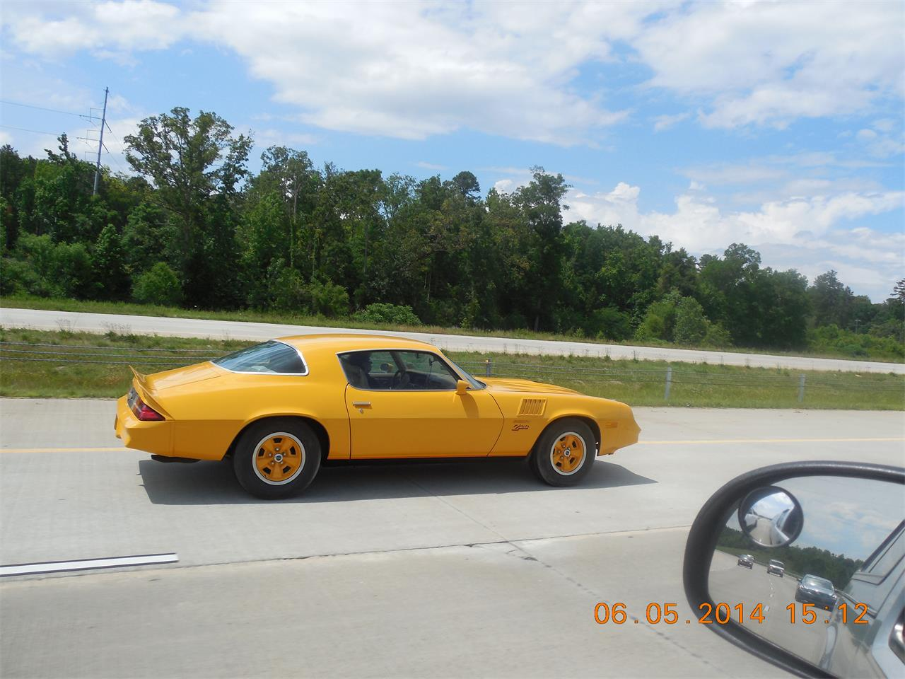 Large Picture of 1978 Chevrolet Camaro Z28 - DP4O