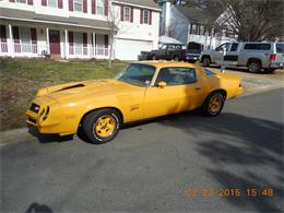 Picture of 1978 Camaro Z28 located in Charlotte North Carolina - $15,995.00 - DP4O