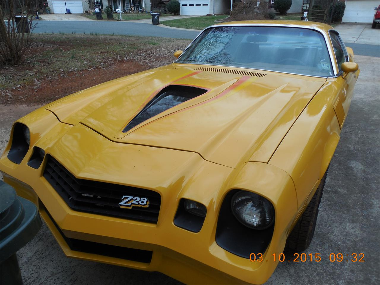 Large Picture of '78 Chevrolet Camaro Z28 - $15,995.00 Offered by a Private Seller - DP4O