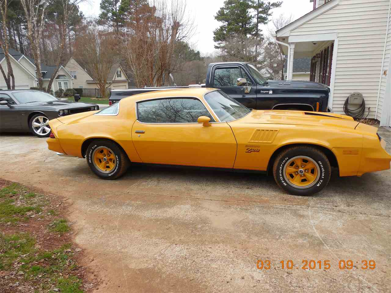 Large Picture of '78 Camaro Z28 - DP4O