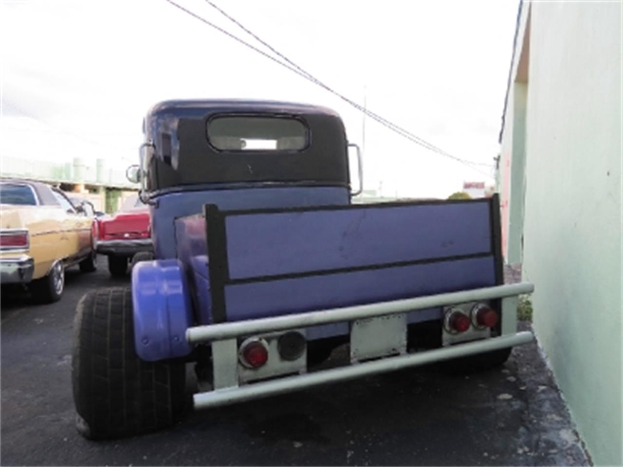 Large Picture of '37 Pickup - DP71