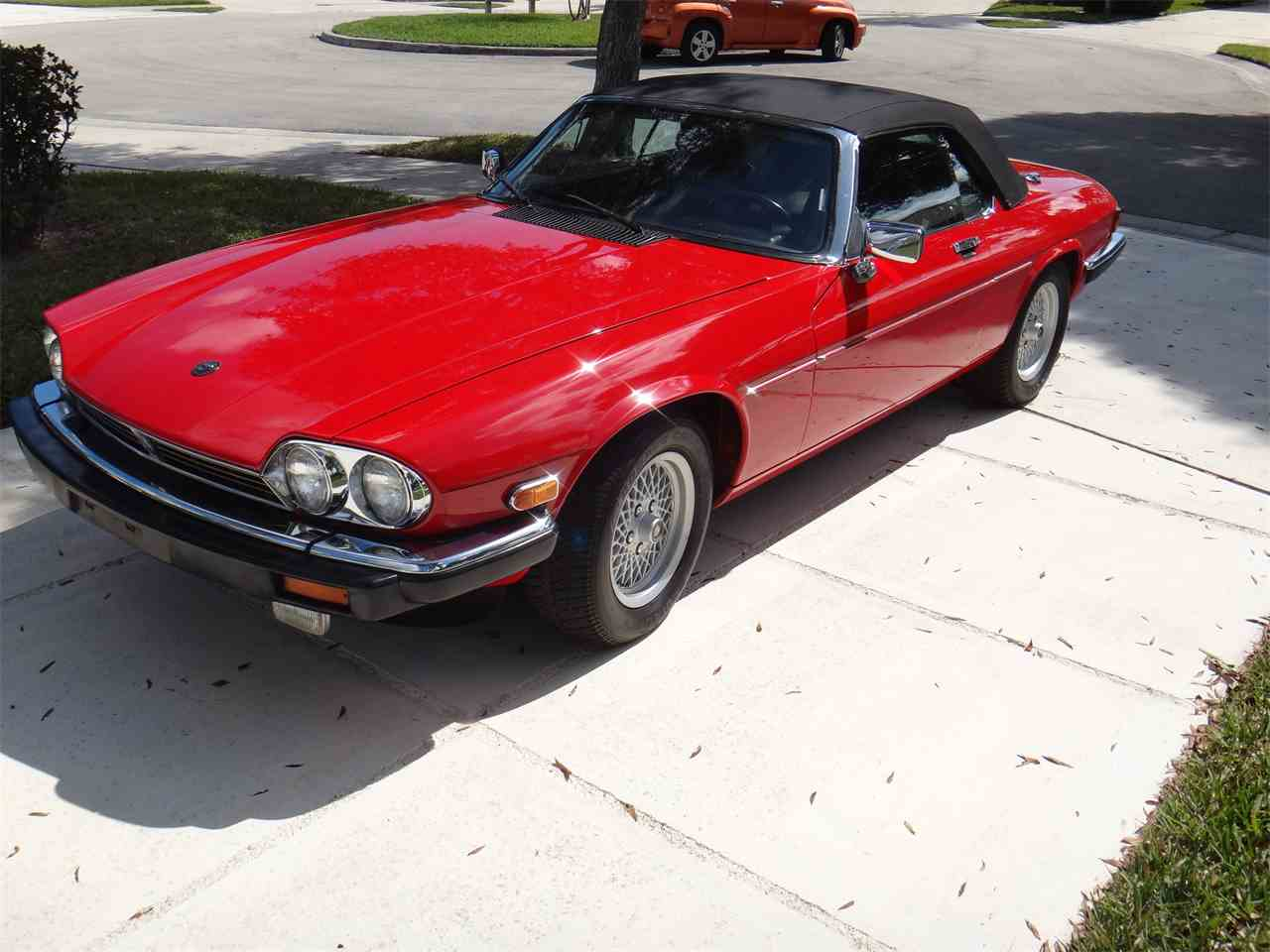 Large Picture of '90 XJ12 - DP73