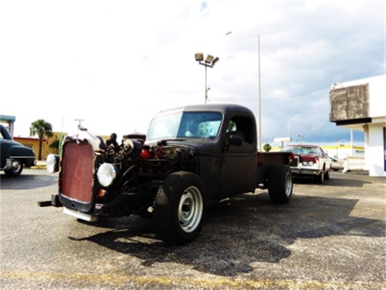 Large Picture of '41 Rat Rod - DPDR