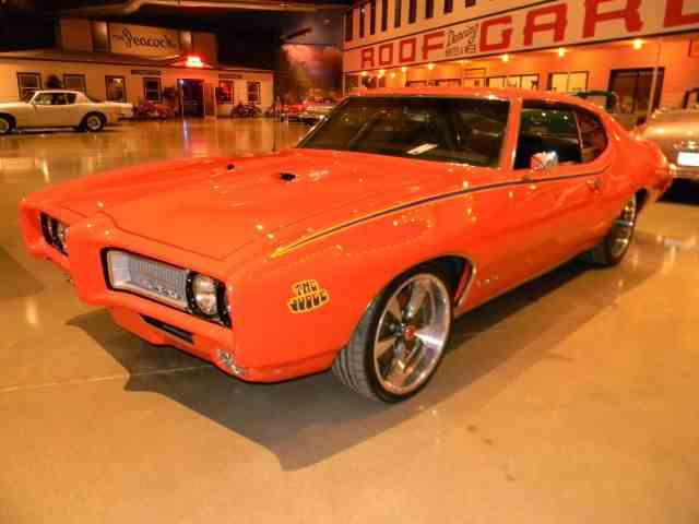 Picture of Classic 1969 GTO - $158,500.00 Offered by  - DPI0