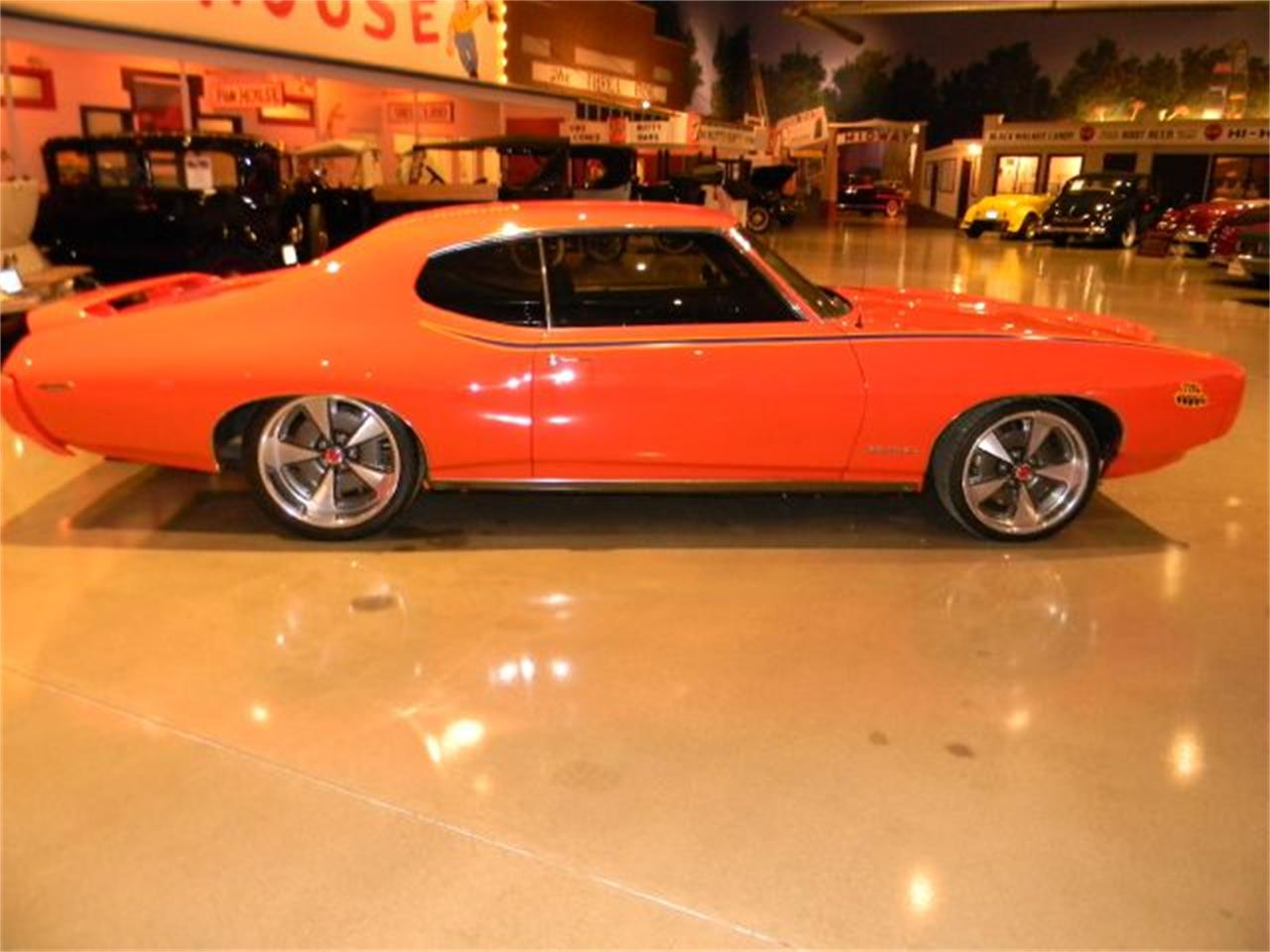 Large Picture of '69 Pontiac GTO located in Iowa - $125,000.00 Offered by Okoboji Classic Cars LLC  - DPI0