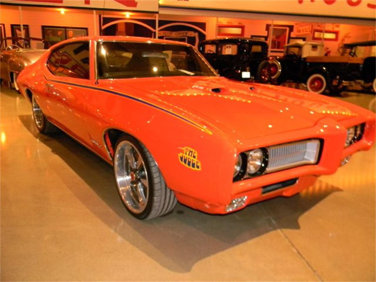 Large Picture of Classic '69 GTO located in Iowa - $125,000.00 - DPI0