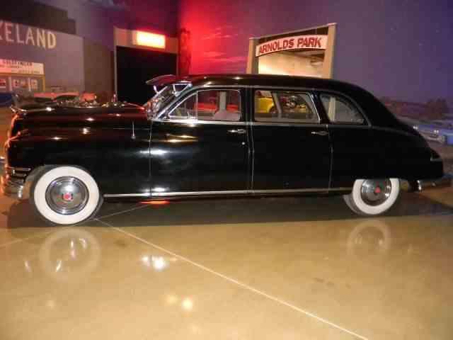 Picture of '49 Super Deluxe Eight LWB Sedan - DPI1
