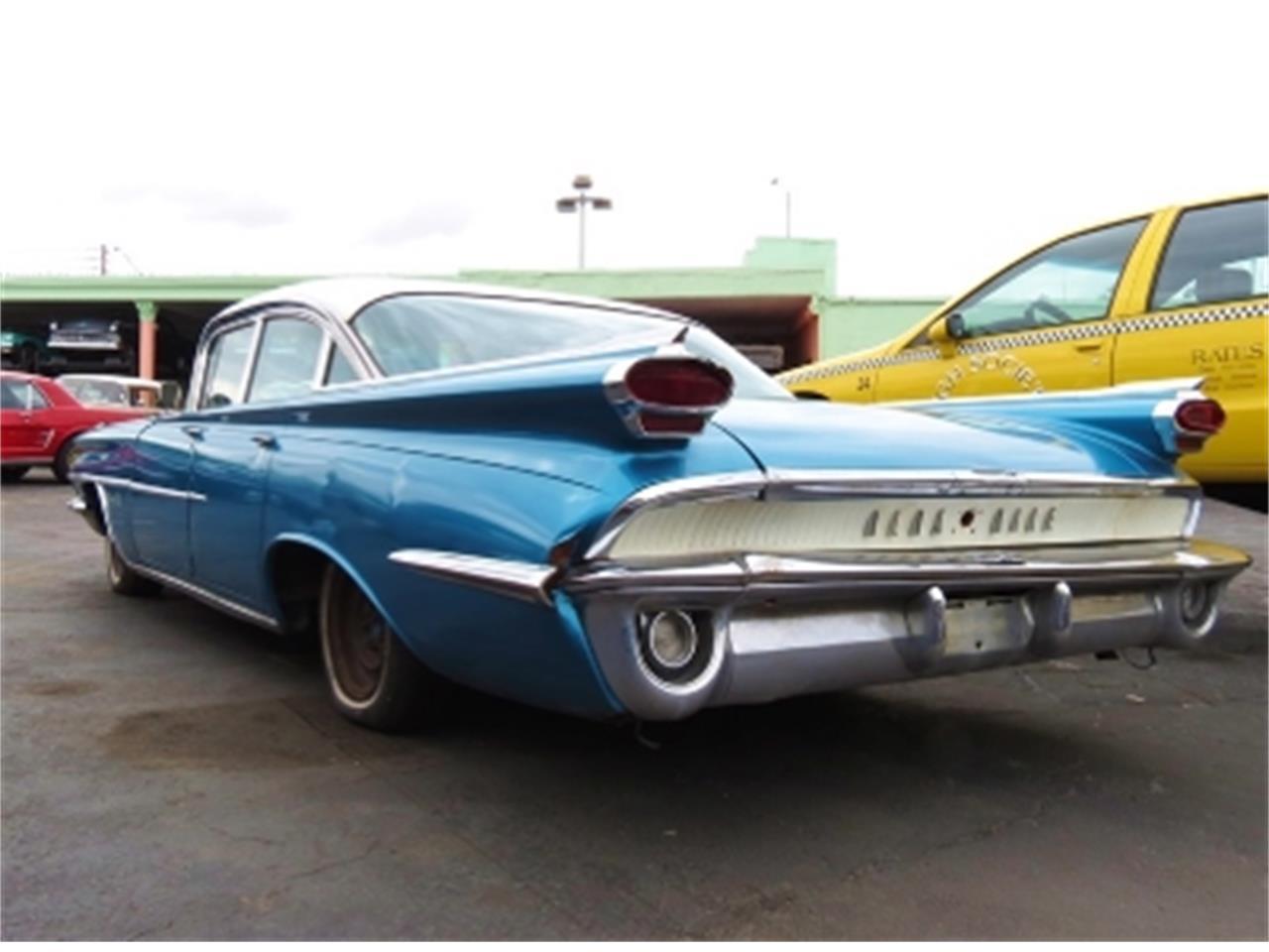 Large Picture of 1959 Super 88 - DPMU