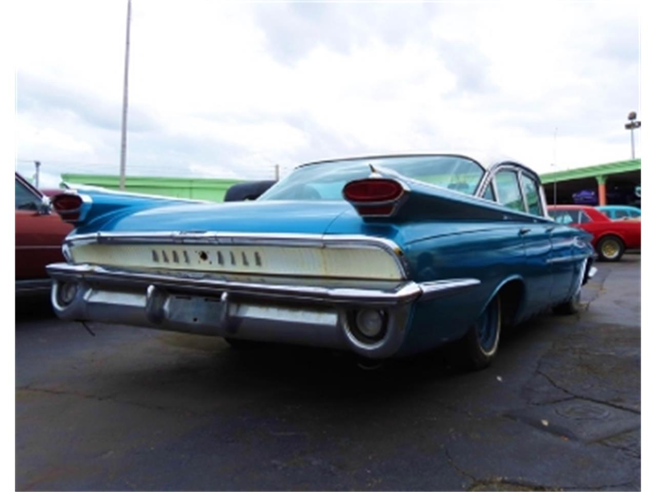 Large Picture of Classic '59 Oldsmobile Super 88 Offered by Sobe Classics - DPMU