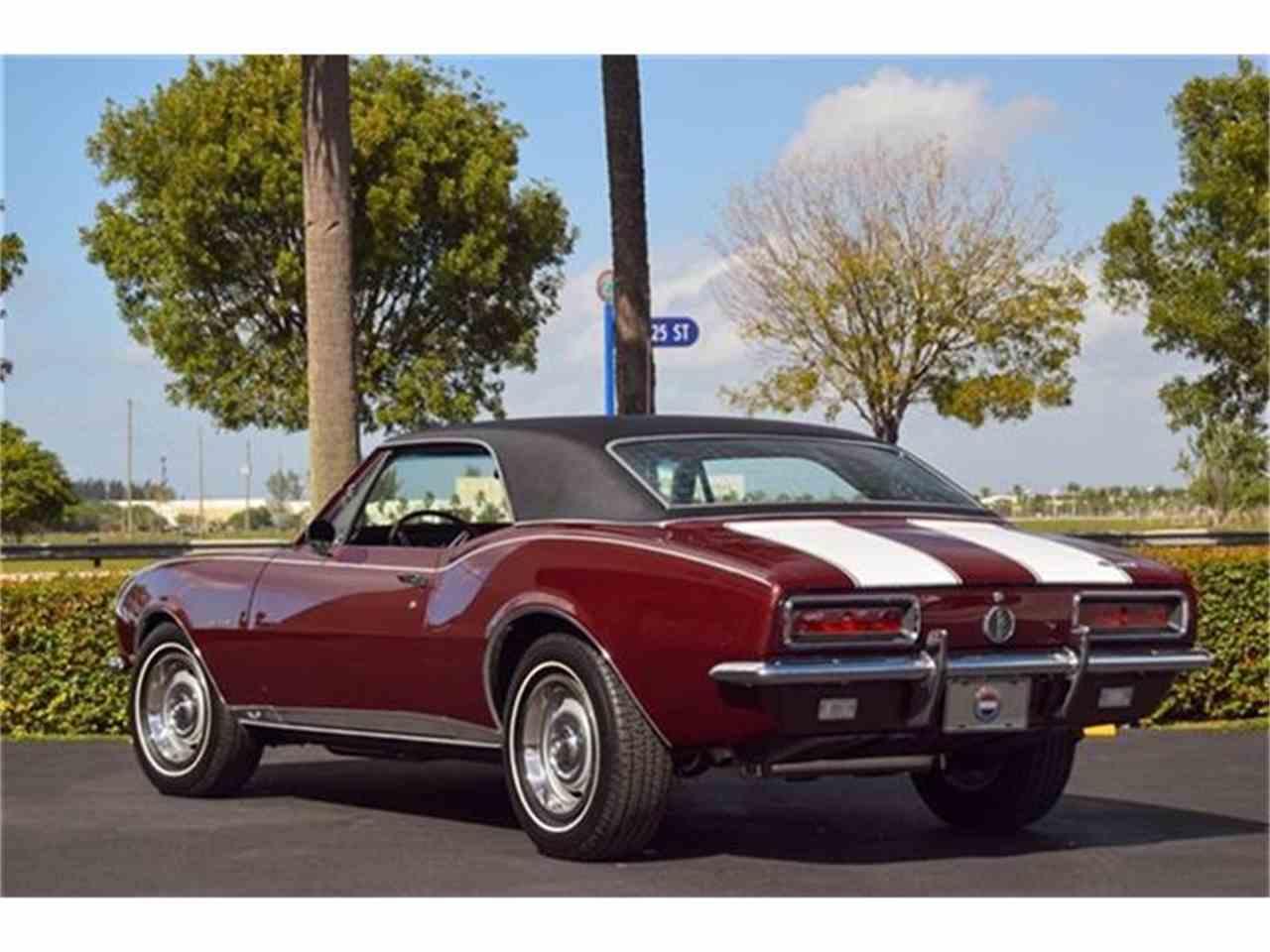 1967 Chevrolet Camaro Rs For Sale Classiccars Com Cc