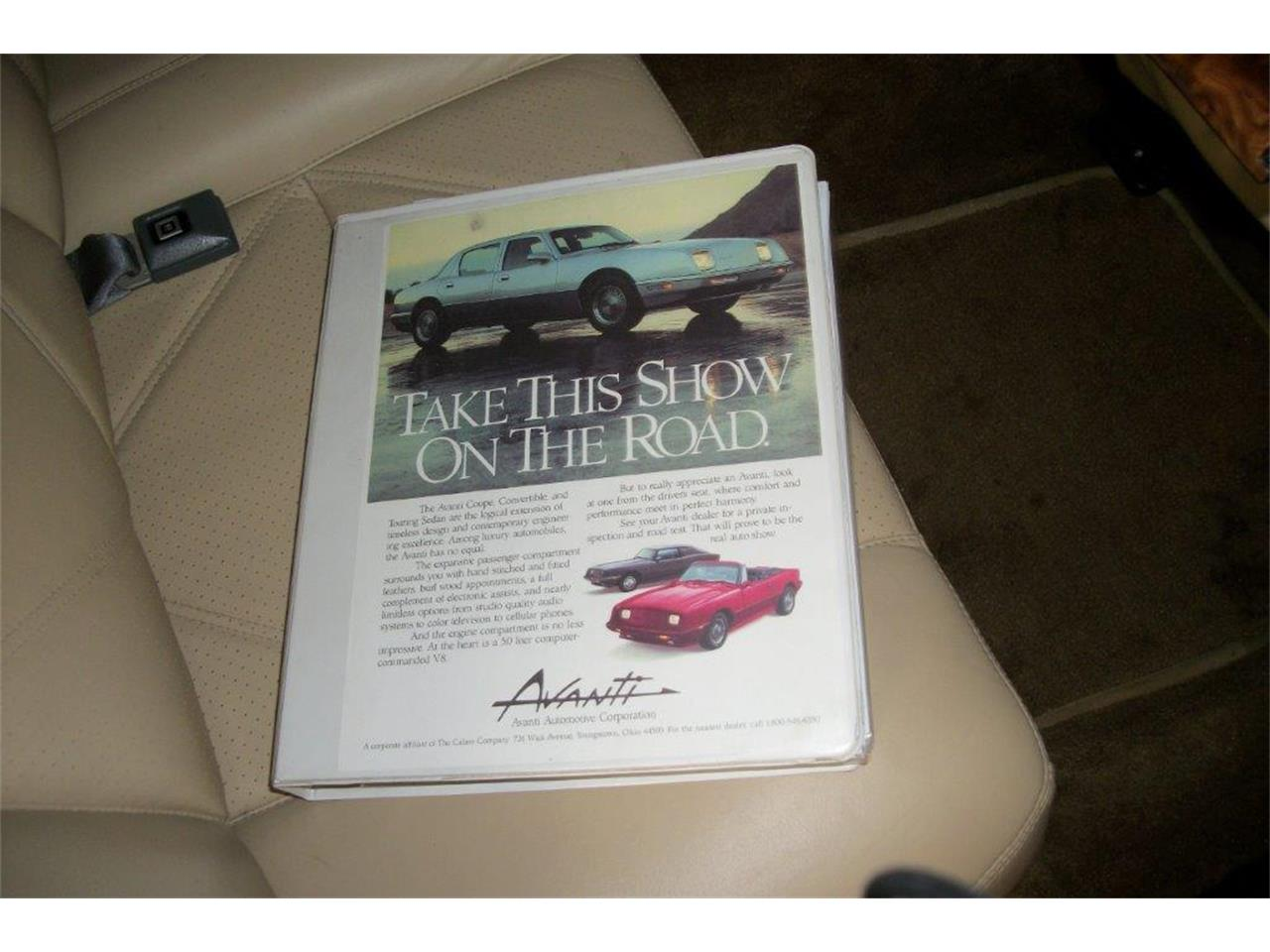 Large Picture of 1990 Avanti LTS located in Alberta Offered by a Private Seller - DQLV