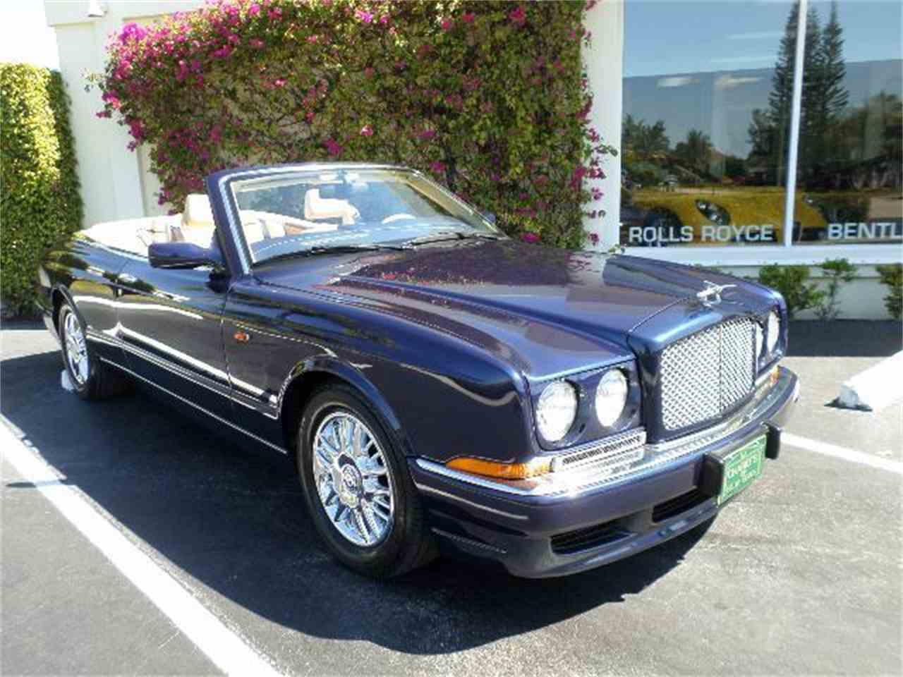 2002 bentley azure for sale cc 640150. Black Bedroom Furniture Sets. Home Design Ideas