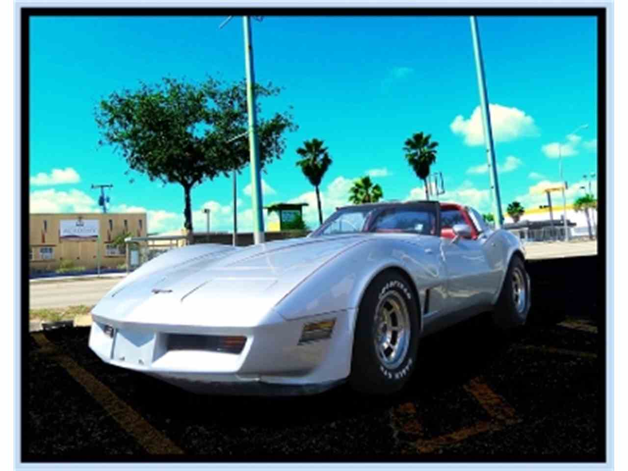 Large Picture of '81 Corvette - DR2H