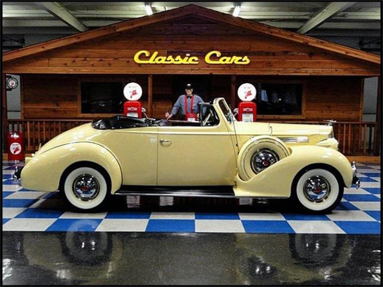 Large Picture of 1939 Super Eight located in Arizona - $129,900.00 Offered by Rare Performance Motorcars - DR83