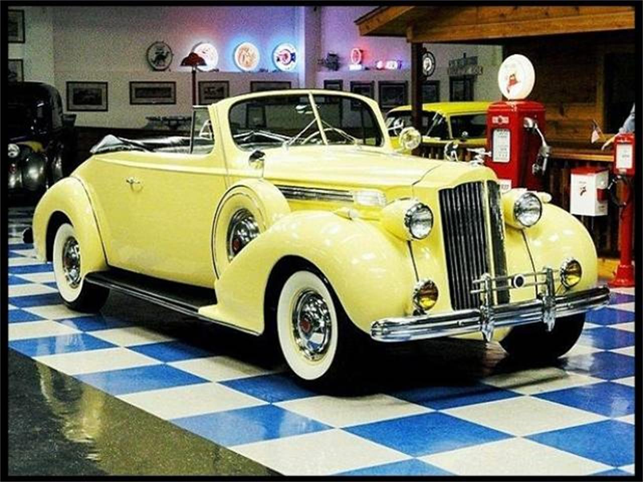Large Picture of 1939 Packard Super Eight located in Arizona Offered by Rare Performance Motorcars - DR83