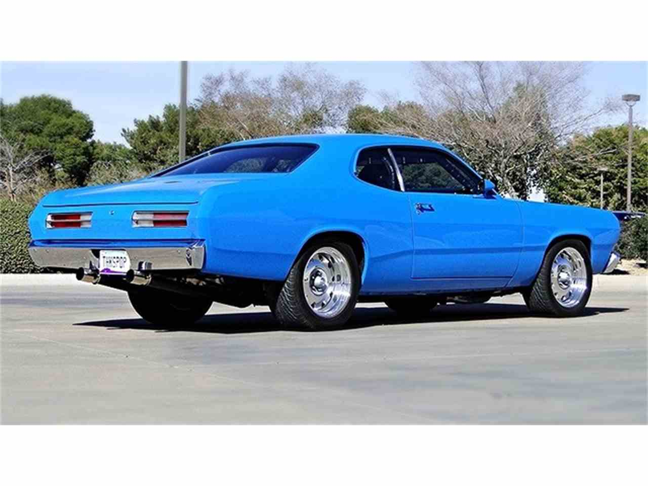 Large Picture of '72 Duster - DR85