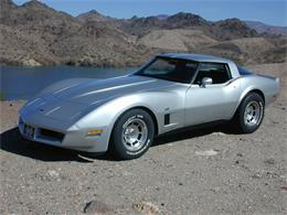 Picture of 1980 Corvette located in Laughlin Nevada - $18,500.00 Offered by a Private Seller - DR92