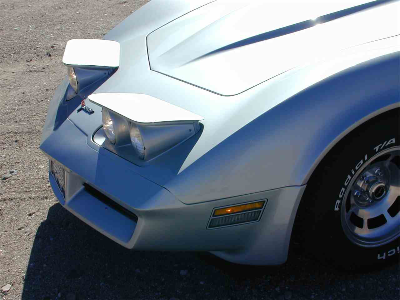 Large Picture of '80 Corvette - DR92