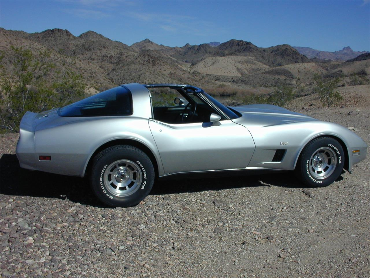 Large Picture of 1980 Corvette - DR92
