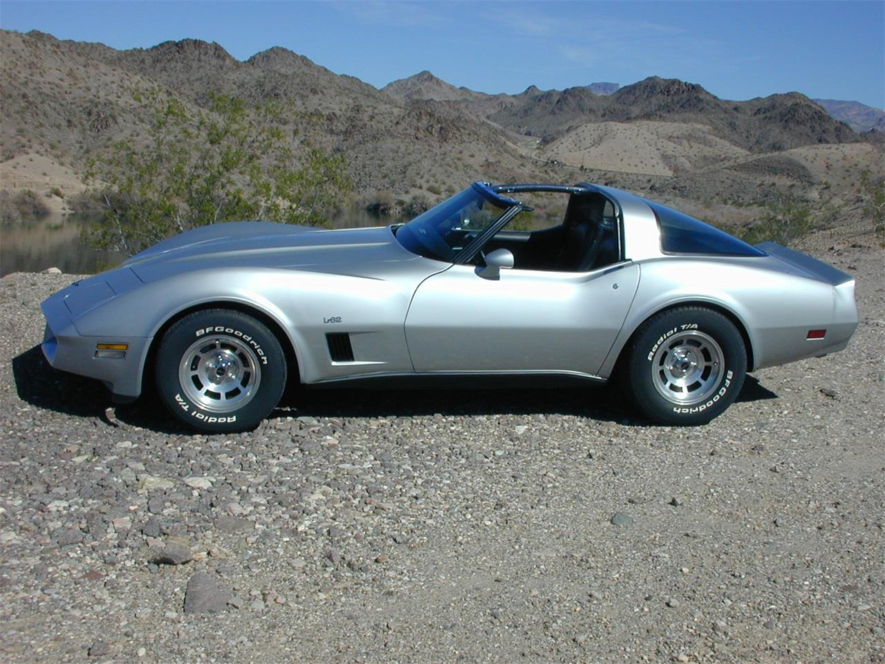 Large Picture of '80 Chevrolet Corvette located in Laughlin Nevada - DR92