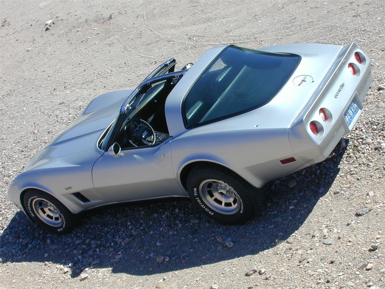 Large Picture of '80 Corvette - DR92