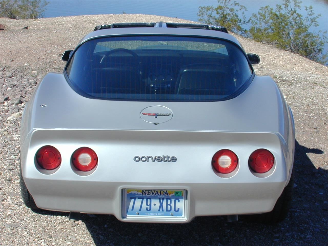 Large Picture of '80 Corvette located in Laughlin Nevada Offered by a Private Seller - DR92