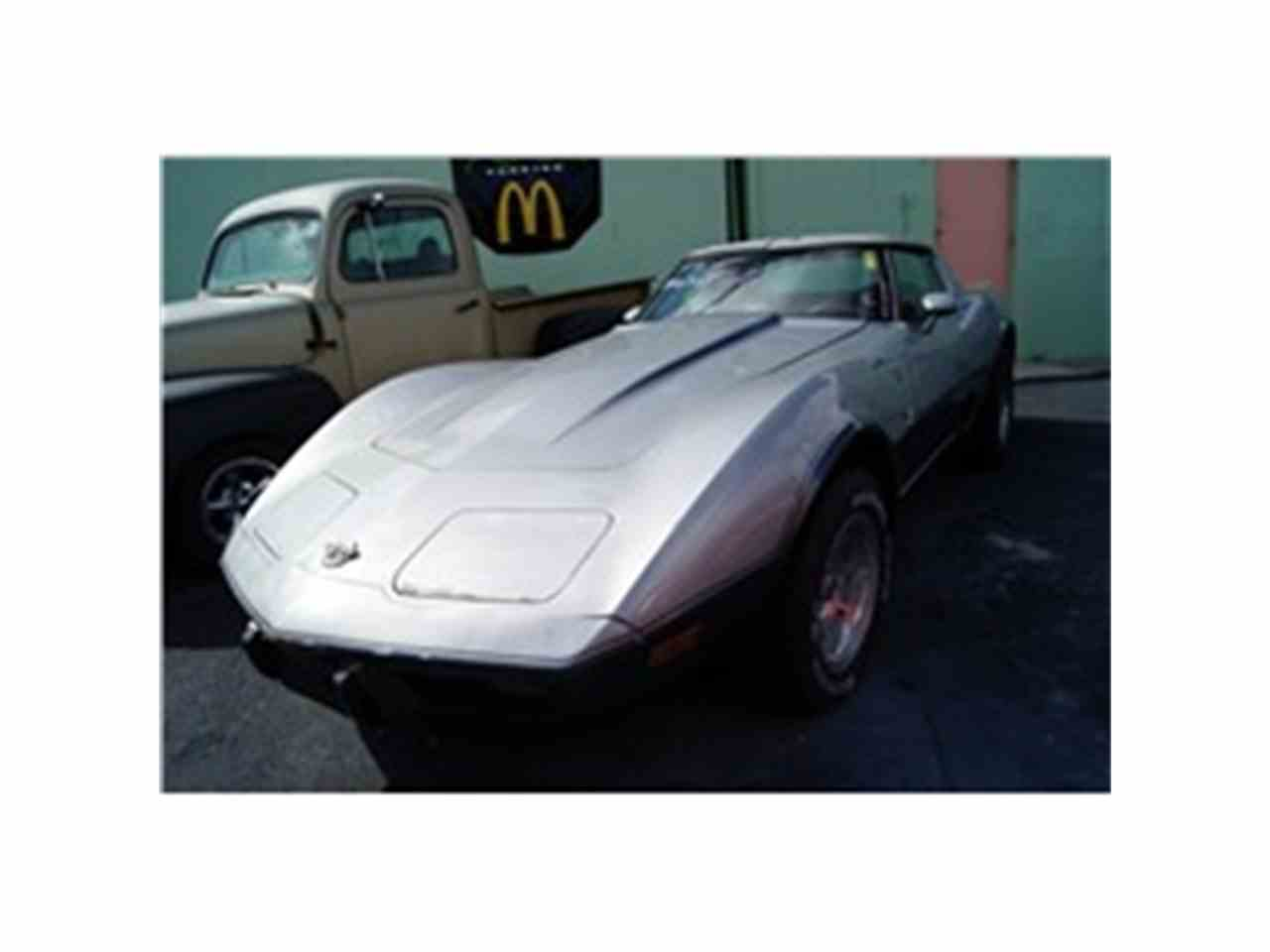 Large Picture of '78 Corvette - DRD4