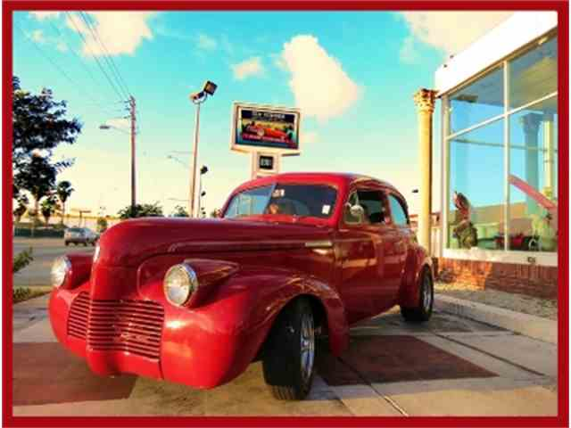 Picture of Classic 1940 Chevrolet Deluxe located in Miami Florida - $26,500.00 - DRDF