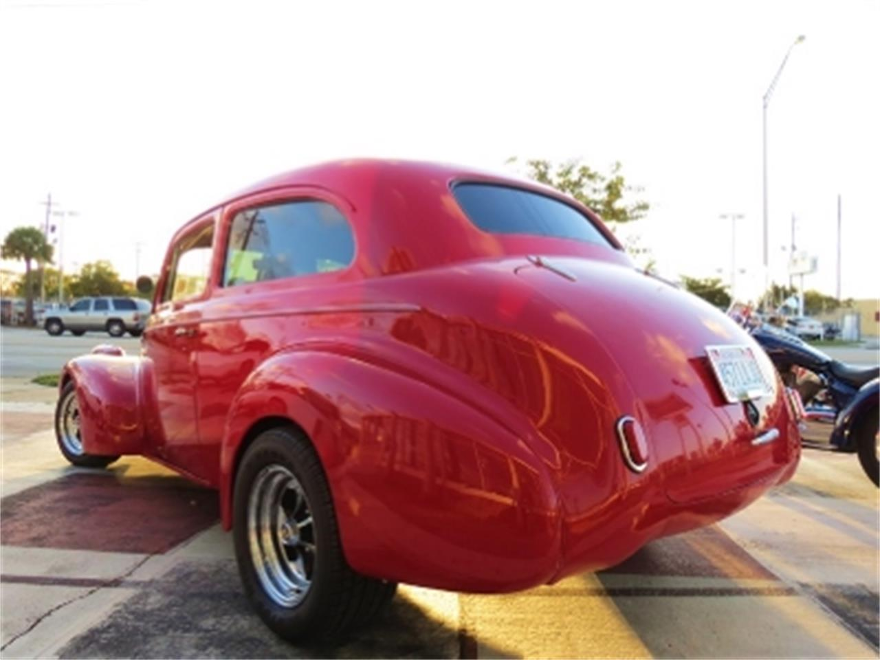 Large Picture of '40 Chevrolet Deluxe located in Florida - $26,500.00 Offered by Sobe Classics - DRDF