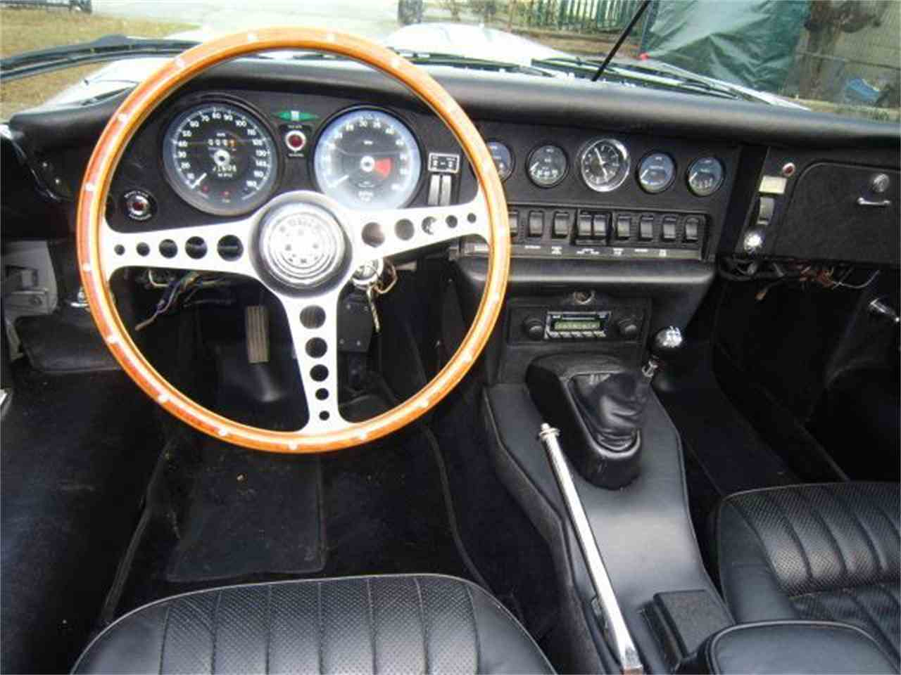 Large Picture of Classic '70 XKE located in Tifton Georgia Offered by Auto Quest Investment Cars - DRHW