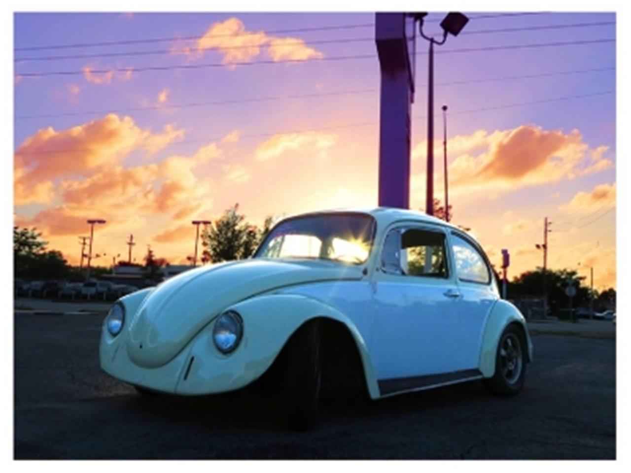 Large Picture of Classic 1970 Beetle - DRVK