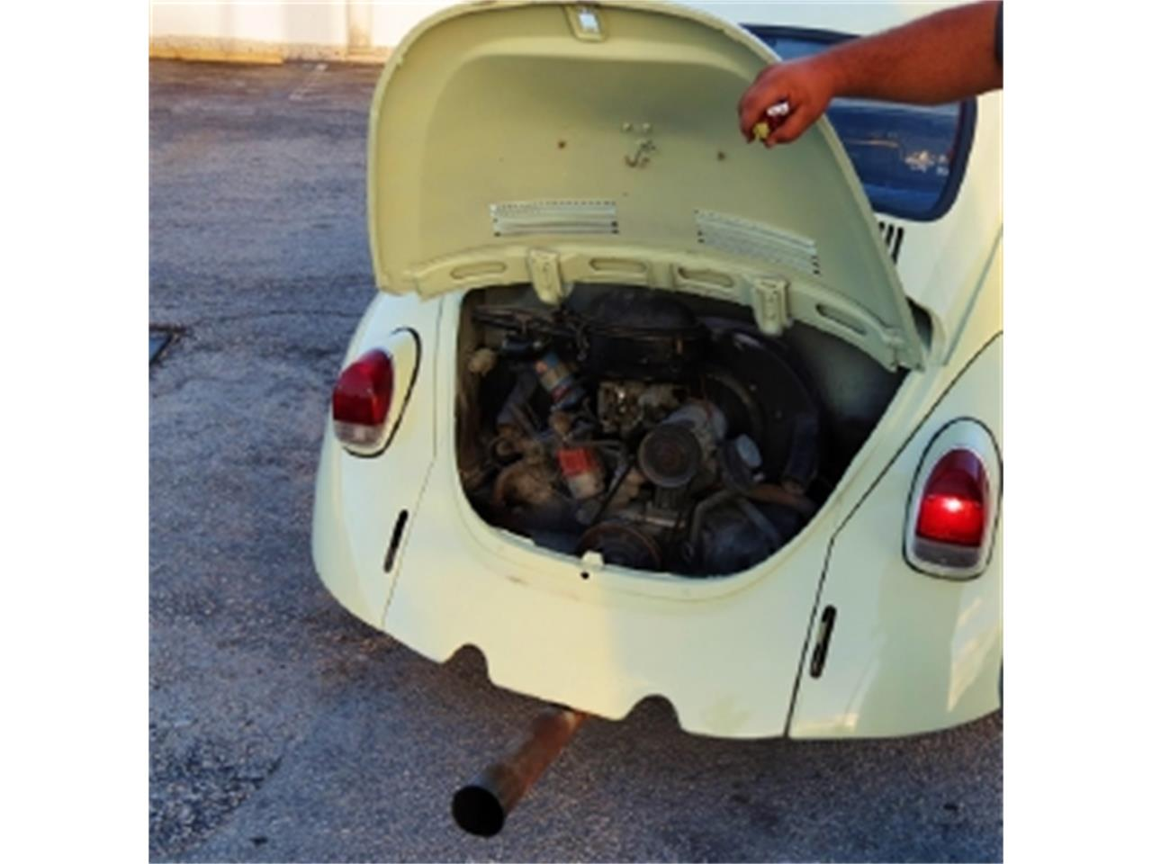 Large Picture of Classic 1970 Volkswagen Beetle Offered by Sobe Classics - DRVK