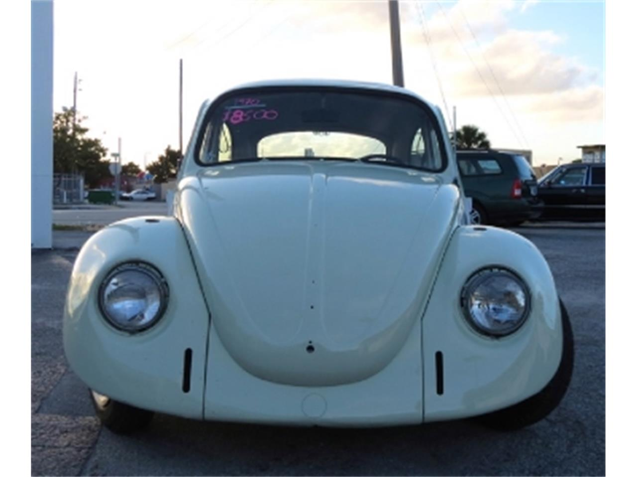 Large Picture of '70 Beetle located in Miami Florida Offered by Sobe Classics - DRVK
