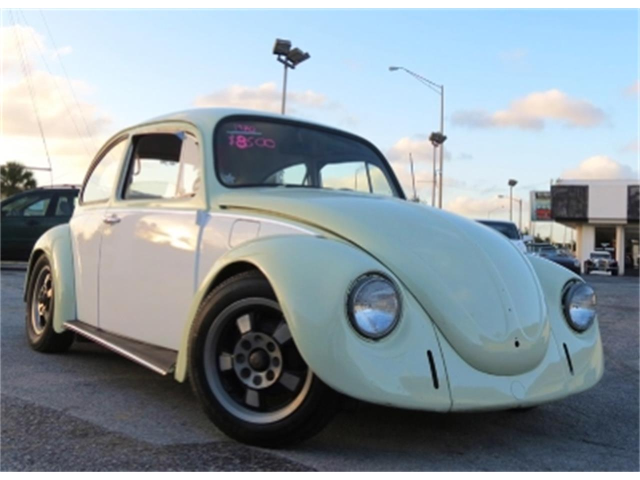 Large Picture of '70 Volkswagen Beetle located in Florida - $8,500.00 Offered by Sobe Classics - DRVK