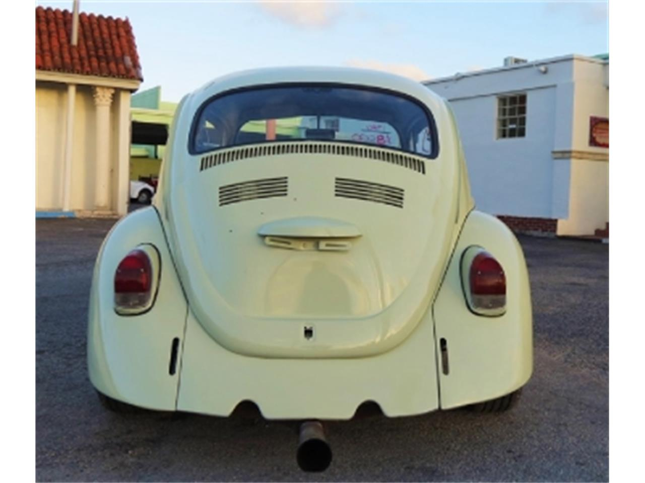 Large Picture of Classic 1970 Volkswagen Beetle located in Florida - $8,500.00 Offered by Sobe Classics - DRVK