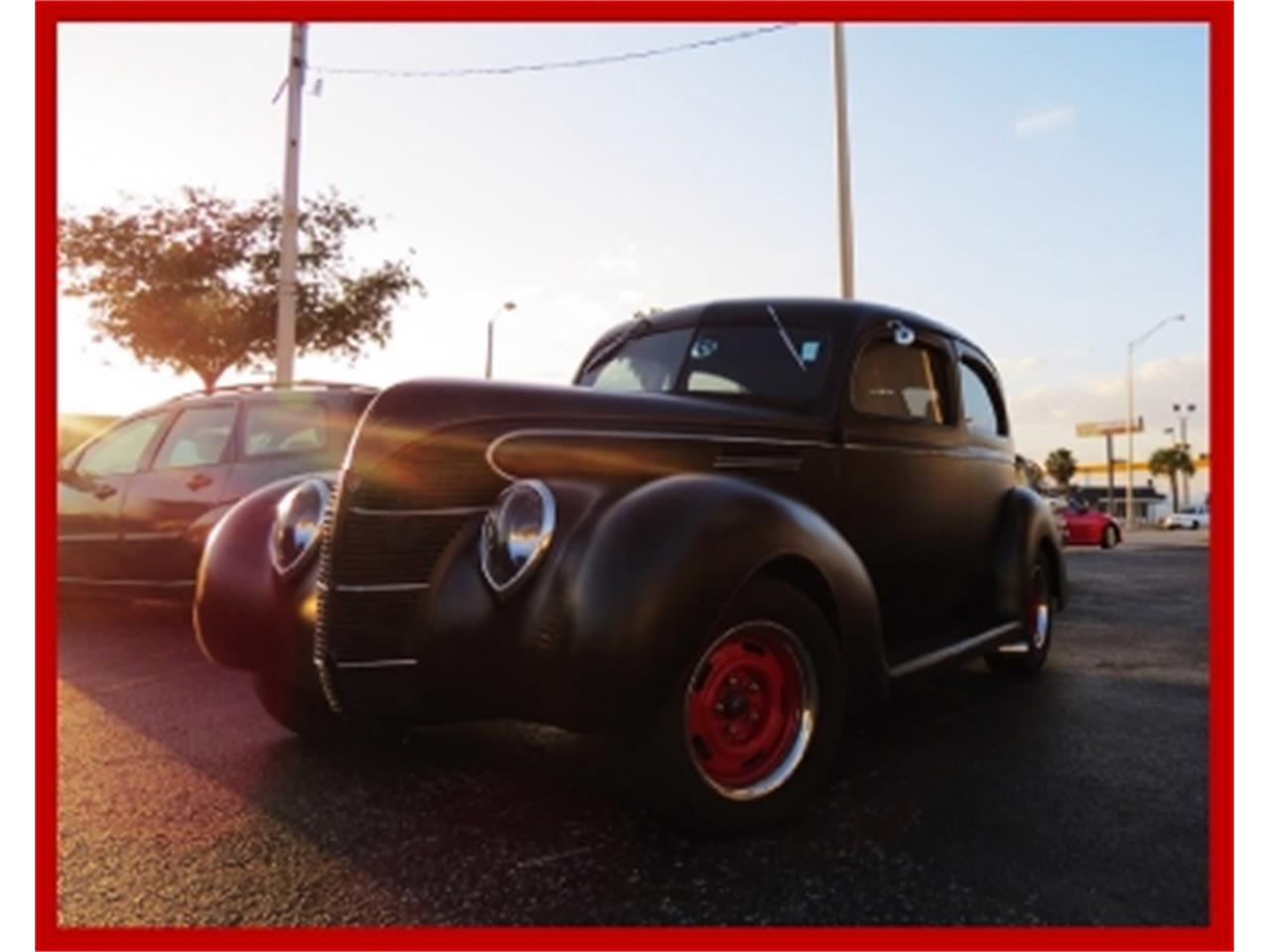 Large Picture of '39 Hot Rod - DRVO