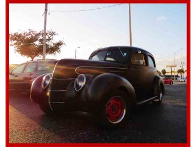Picture of '39 Hot Rod located in Miami Florida - $24,500.00 Offered by Sobe Classics - DRVO