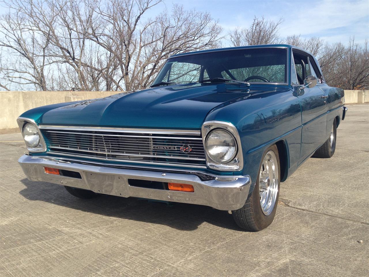 Large Picture of 1966 Chevrolet Nova SS - $60,000.00 - DSB5
