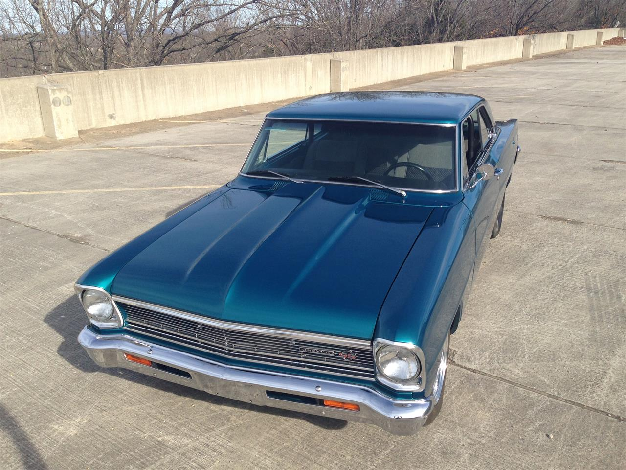 Large Picture of 1966 Nova SS - $60,000.00 Offered by Branson Auto & Farm Museum - DSB5