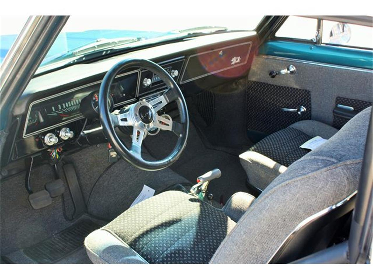 Large Picture of Classic '66 Nova SS located in Missouri Offered by Branson Auto & Farm Museum - DSB5