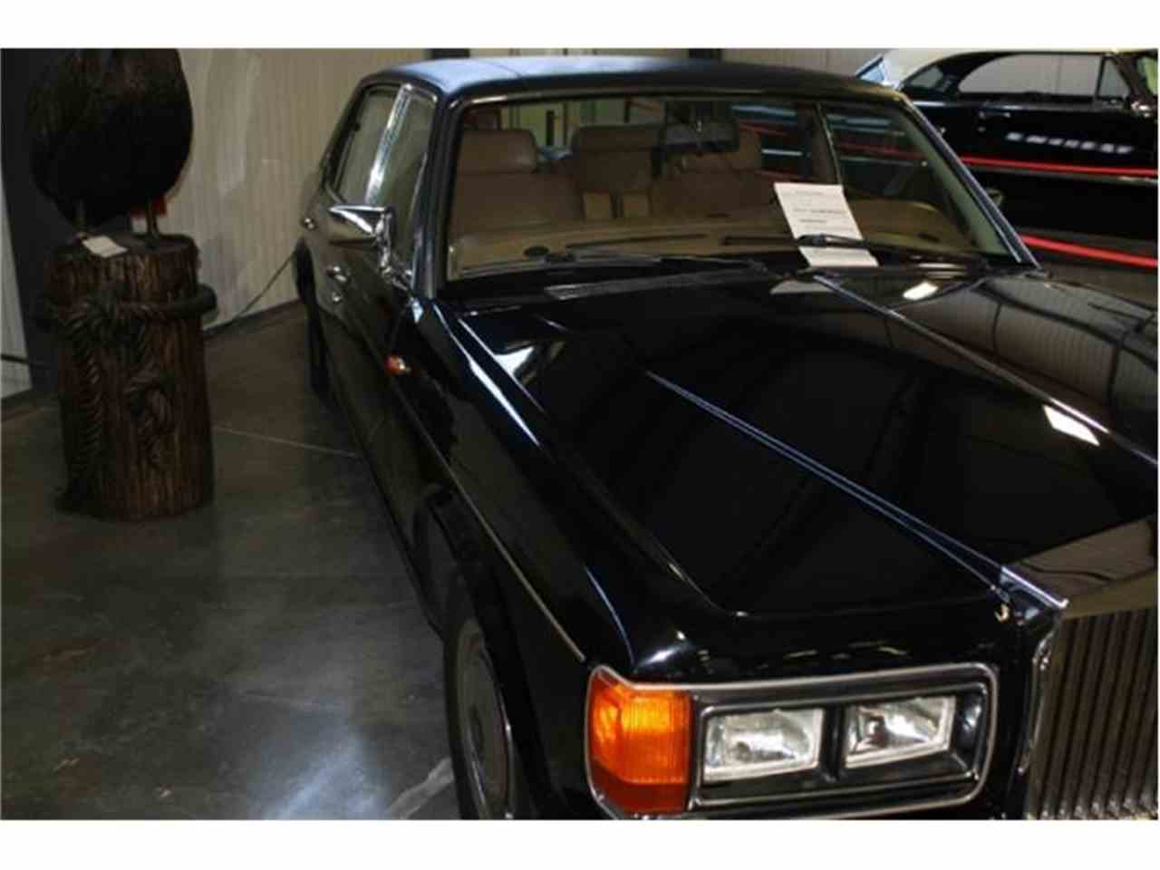 Large Picture of '91 Silver Spur - DSBI