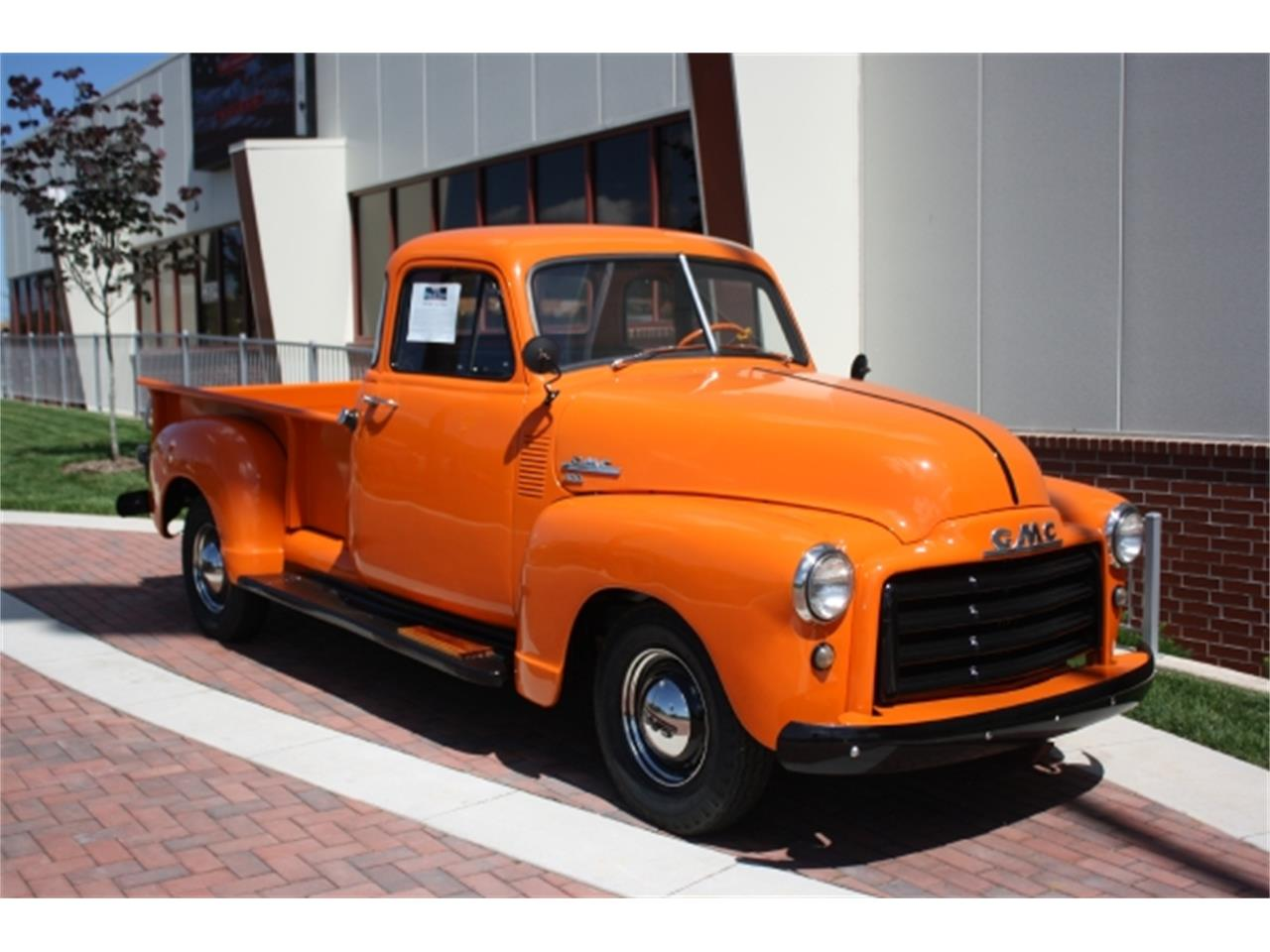 Large Picture of 1952 GMC Pickup - $39,900.00 Offered by Branson Auto & Farm Museum - DSBJ