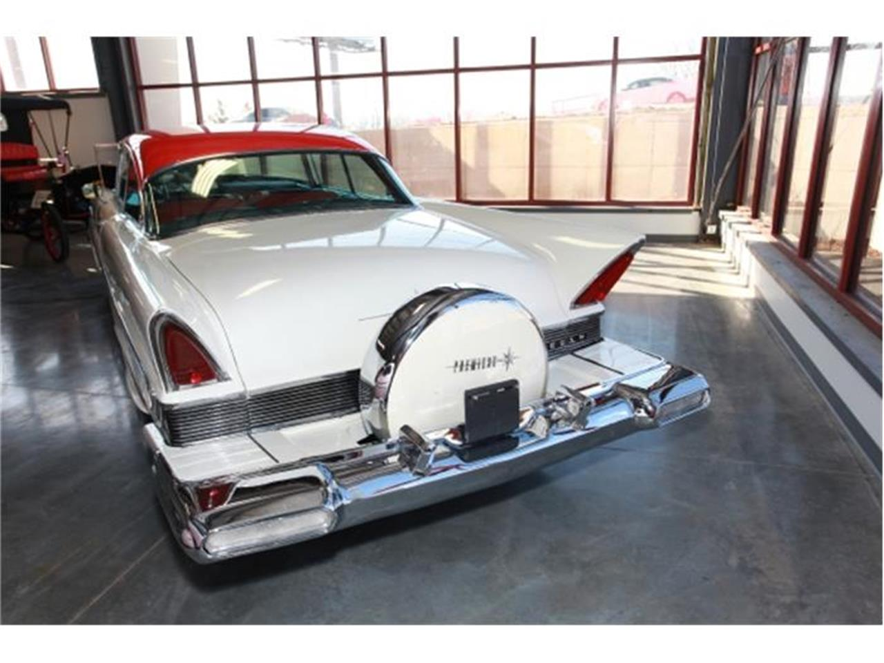 Large Picture of 1957 Lincoln Premiere located in Branson Missouri - $37,000.00 Offered by Branson Auto & Farm Museum - DSBN